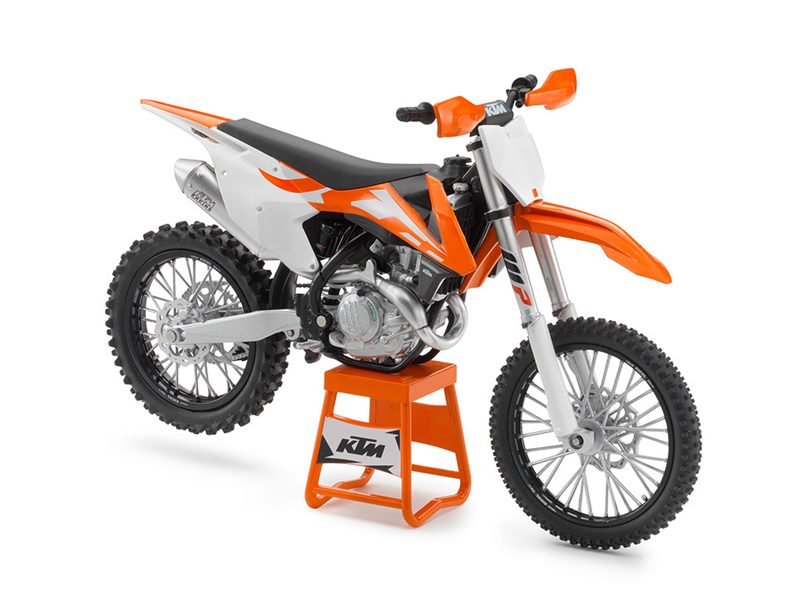 3PW1774500-450 SX-F MODEL BIKE-image