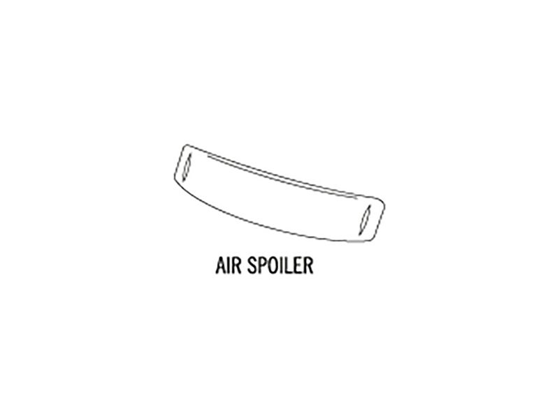 3PW1819400/06-X-Spirit III REPLACEMENT AIRSPOILER-image