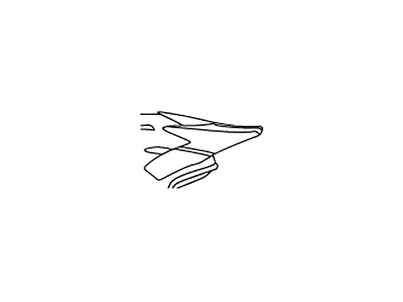 3PW200001000-AVIATOR 2.3 HELMET SHIELD ORANGE-image