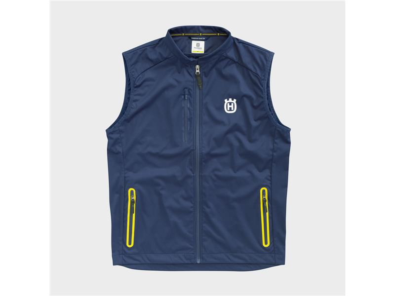 3MB1961206-CORPORATE SOFTSHELL VEST-image