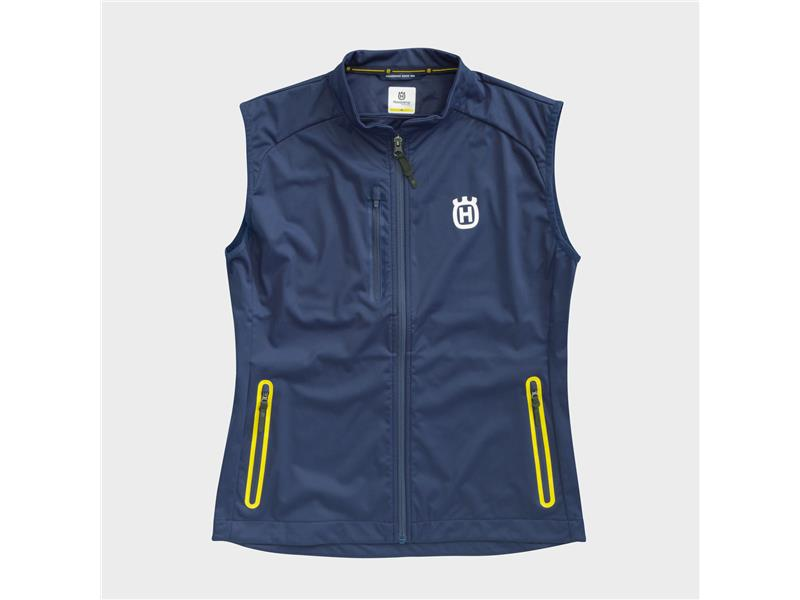 3MB1981205-WOMEN CORPORATE SOFTSHELL VEST-image