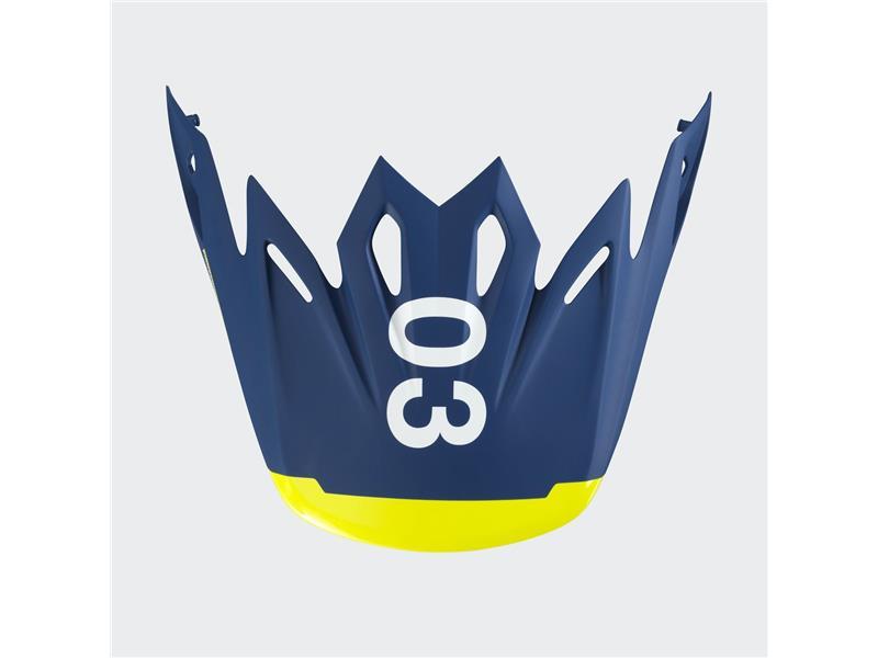 3HS210009200-Moto 9 Gotland Helmet Shield-image