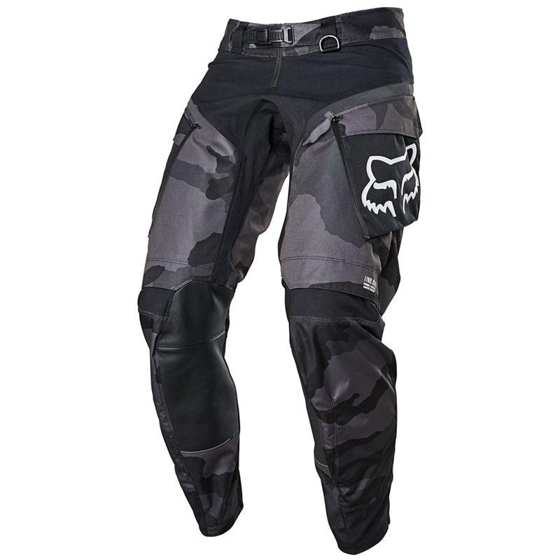 2021 Fox Legion Camo Pant Black Camo - Holeshot Motocross