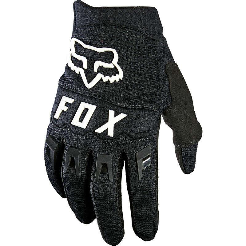 Fox Youth Dirtpaw Glove Black White