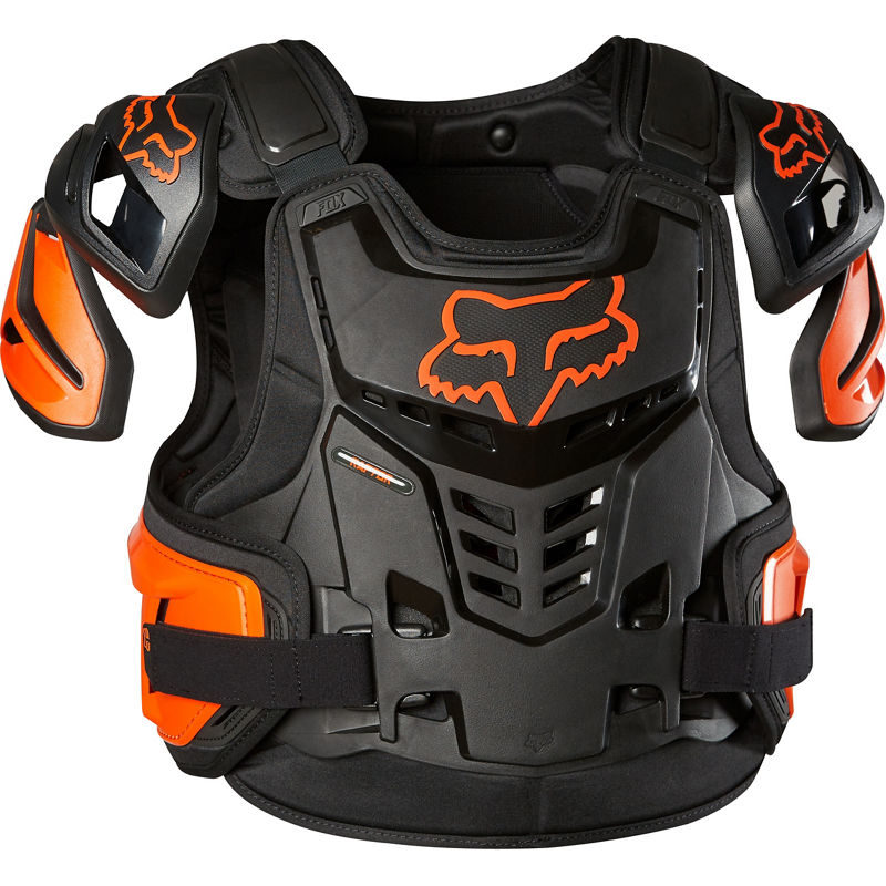 FOX Raptor Vest - CE Orange