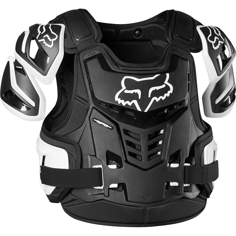 Fox Raptor Vest - CE Black