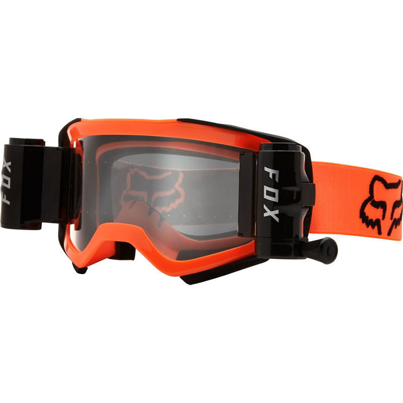 AIRSPACE STRAY ROLL OFF GOGGLE (FLO ORG)