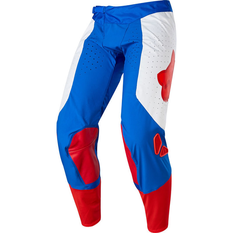 2021 Fox Airline Pilr Pant Blue/Red
