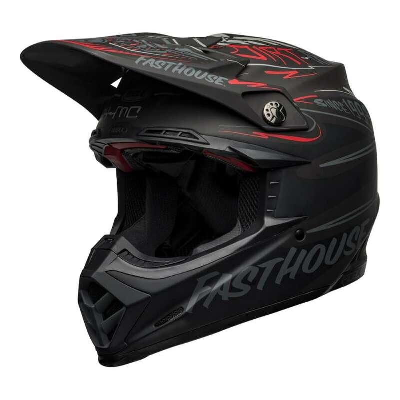 Bell-motocross-helmets