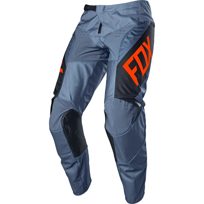 2021 Fox Youth 180 Revn Pant Blue Steel