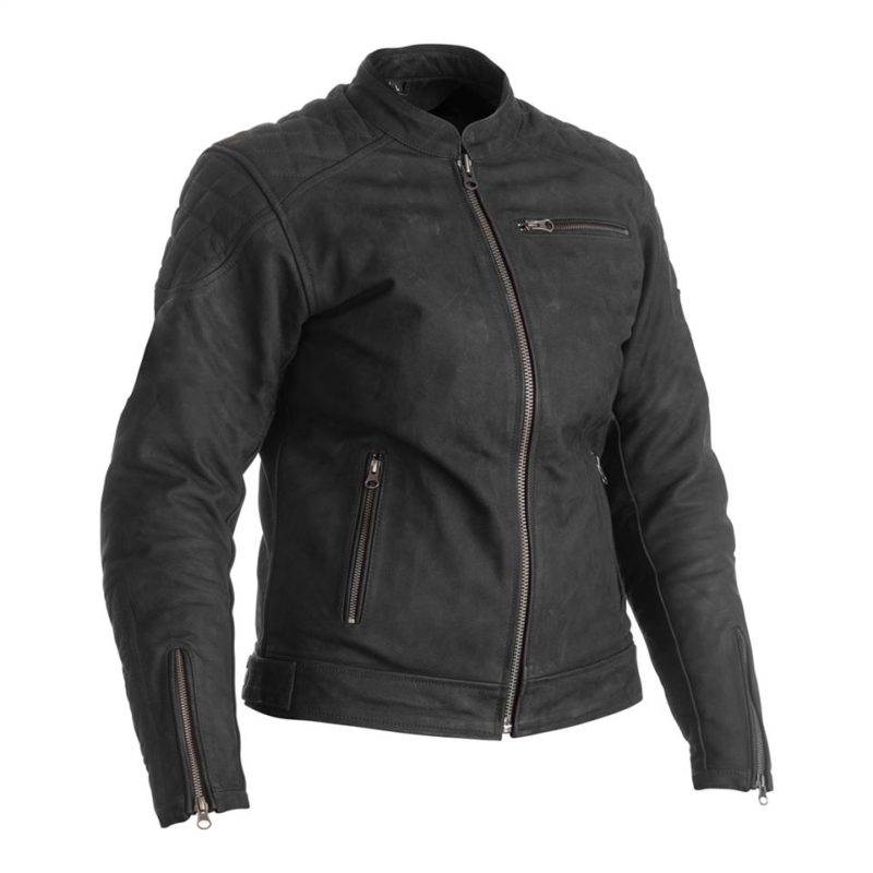 RST RIPLEY CE LADIES LEATHER JACKET