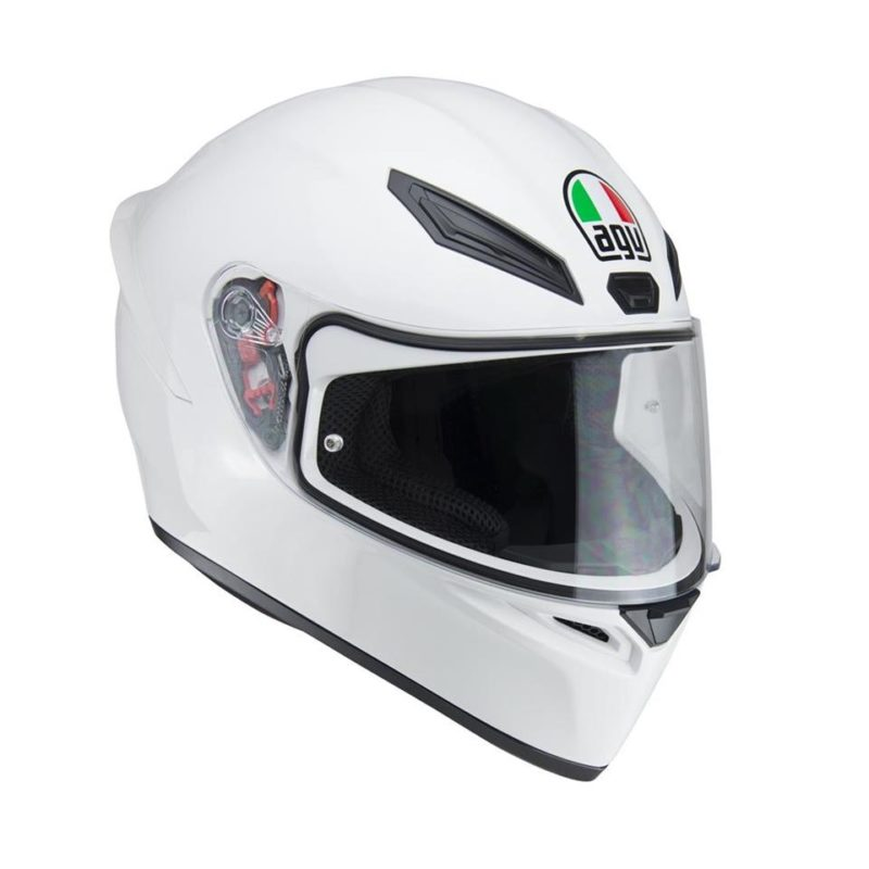 AGV K1 PLAIN White