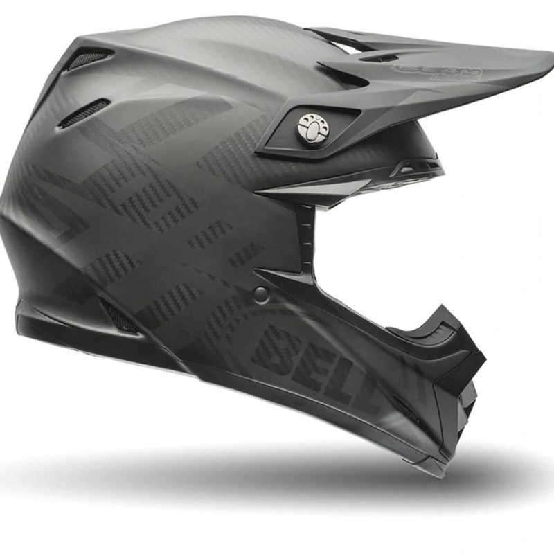 Bell MX 2020 Moto-9 Flex Adult Helmet Syndrome Matte Black