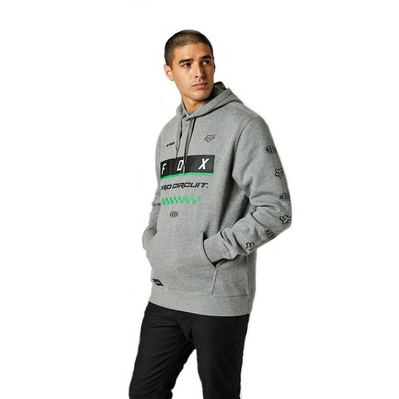 Fox Pro Circuit Pullover Hoodie
