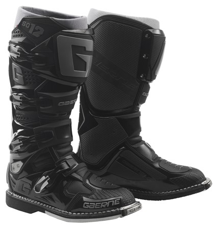 Black SG 12 Boots