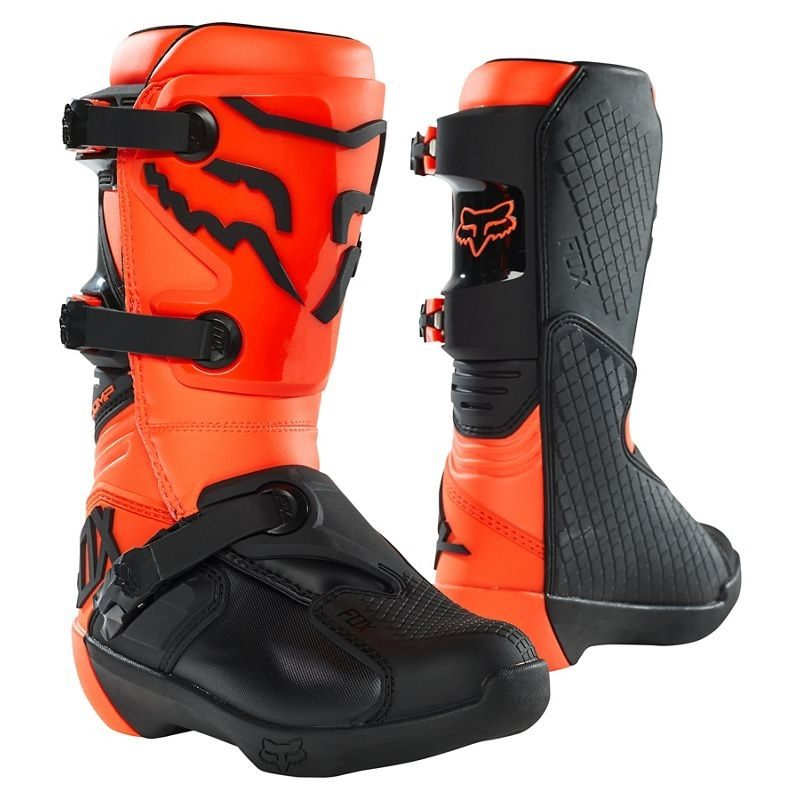 Fox Youth Motocross Boots