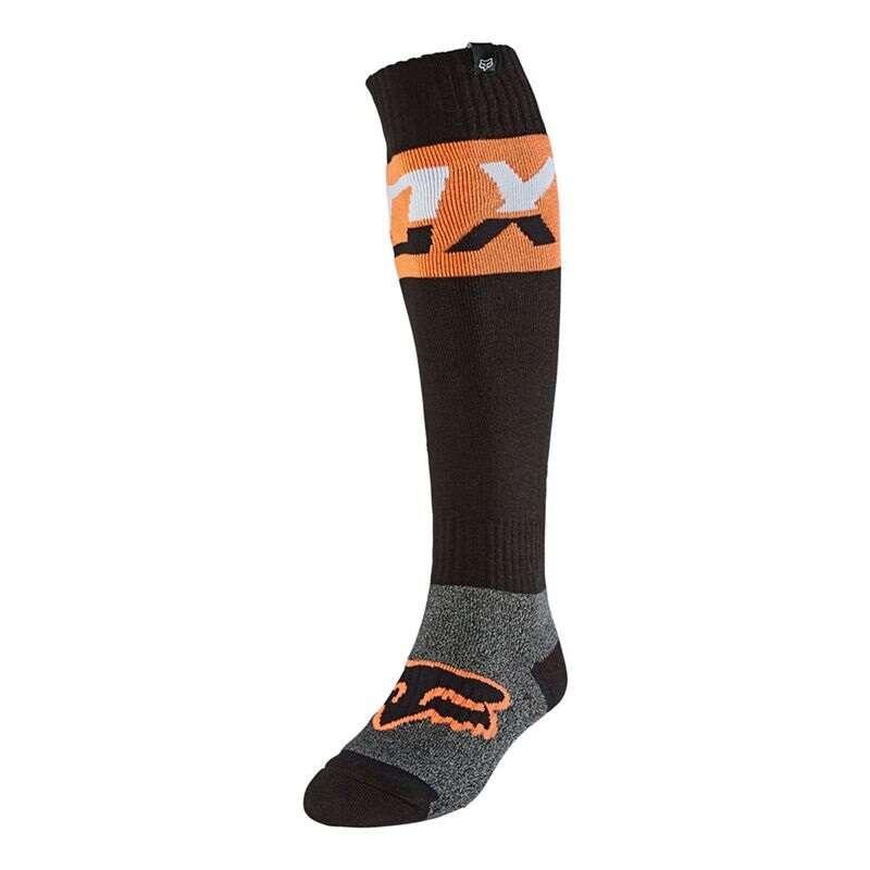 FOX Afterburn Fri Thick Sock Black