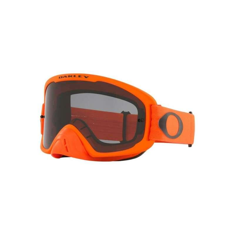 Orange Oakley Goggles