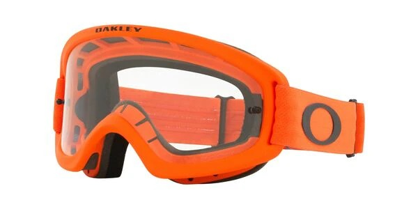 Oakley O Frame 2.0 Pro XS MX Goggle (Moto Orange) Clear Lens
