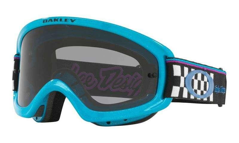TLD Oakley O Frame 2.0 Pro XS MX Goggle