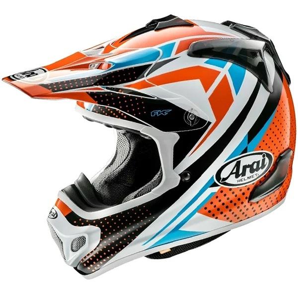 Arai MXV Sprint Motocross Helmet