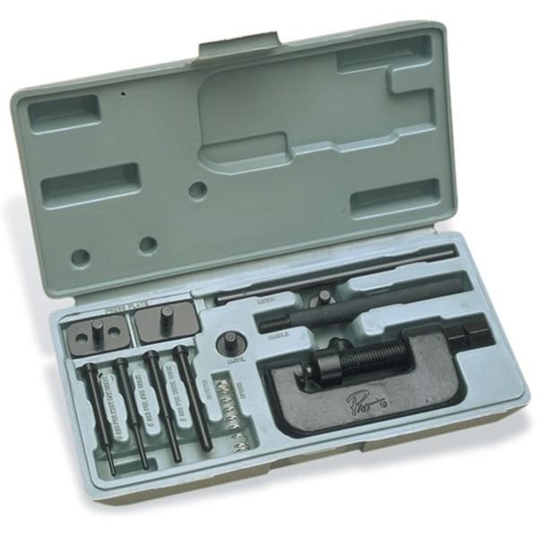 Motion Pro Chain breaker and rivet tool kit