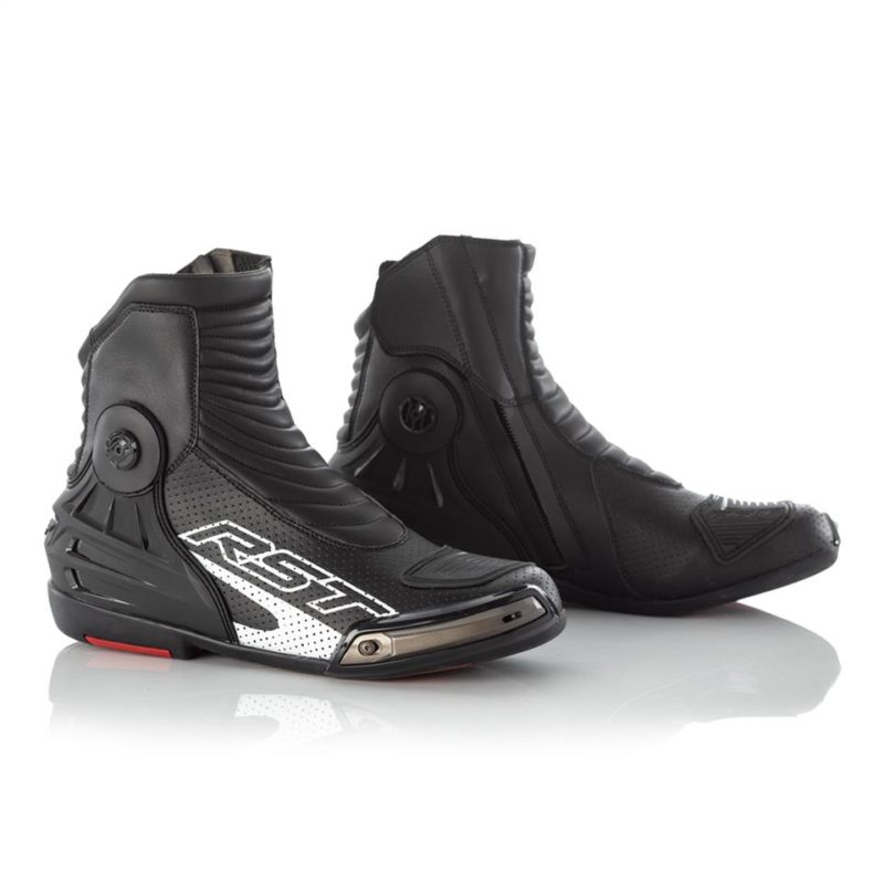 RST TRACTECH EVO III SHORT CE MENS BOOT Black