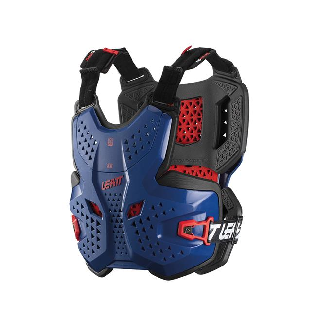 CHEST PROTECTOR 3.5 ADULT ROYAL