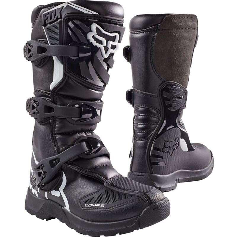 Fox Comp 3Y Boot Black