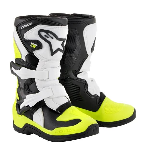 Kids Alpinestars Boots for Motocross