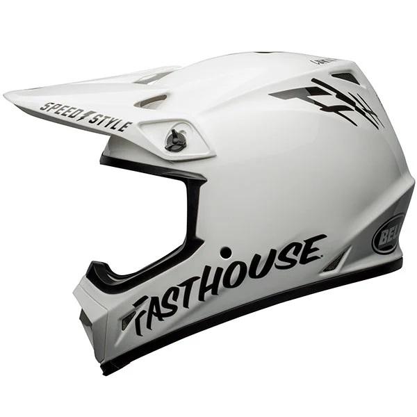 Bell Fasthouse Motocross Helmets
