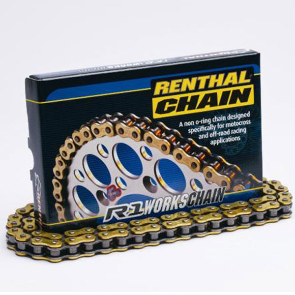 Renthal Motocross Chains