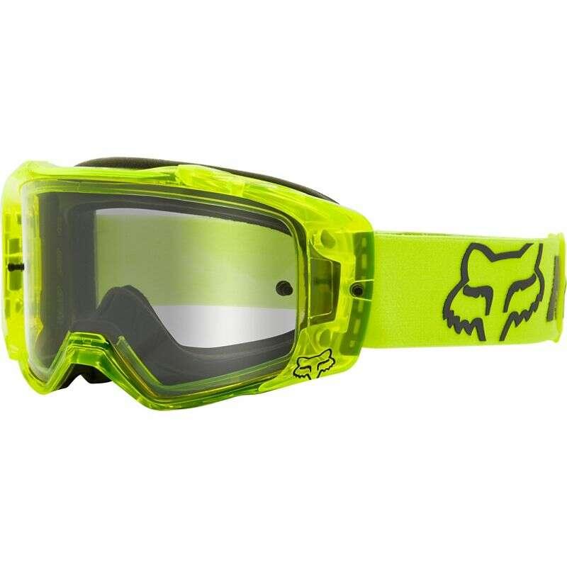 Fox enduro goggles