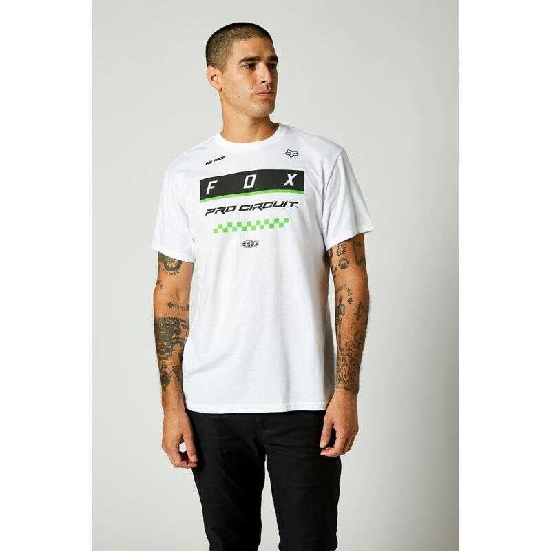 Fox Racing Pro circuit t shirt
