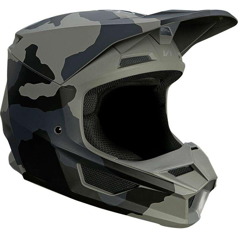 V1 Fox Motocross Helmets