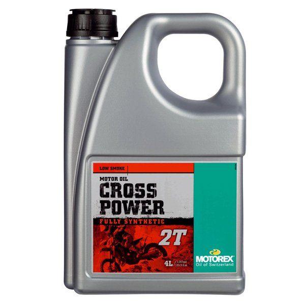 Fully synthetic 2 stroke oil
