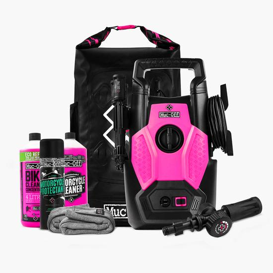 Muc off motorcycle cleaning