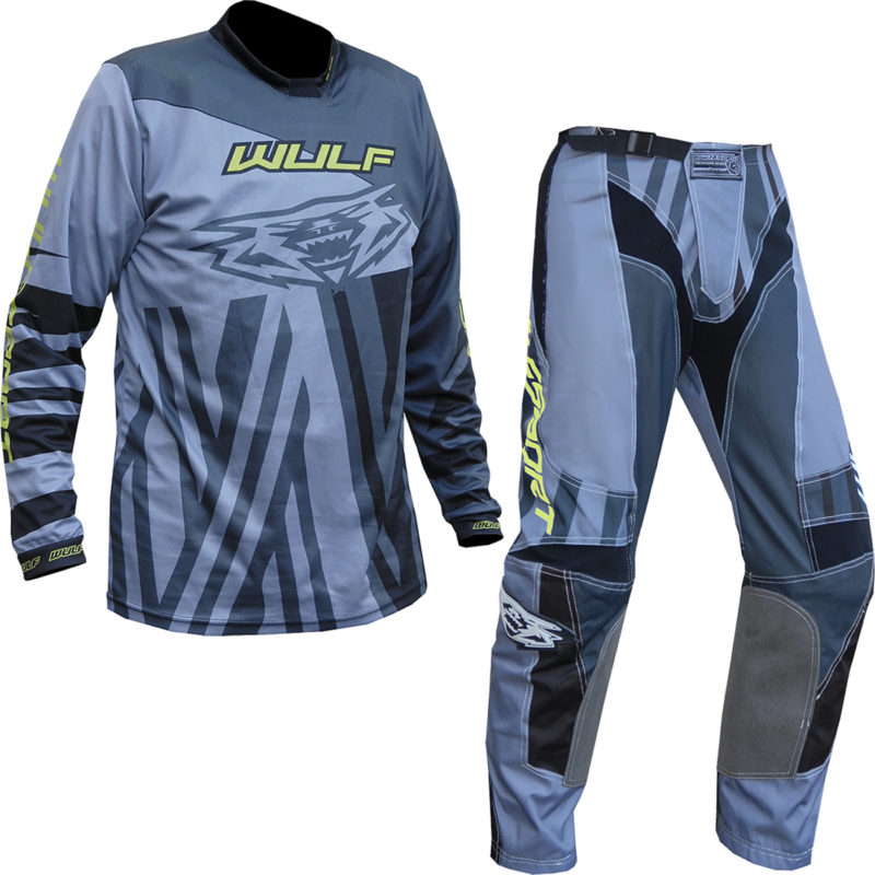 Affordable off-road clothing