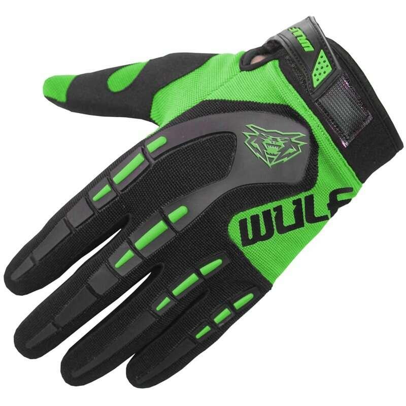 Kids Wulfsport Motocross Gloves