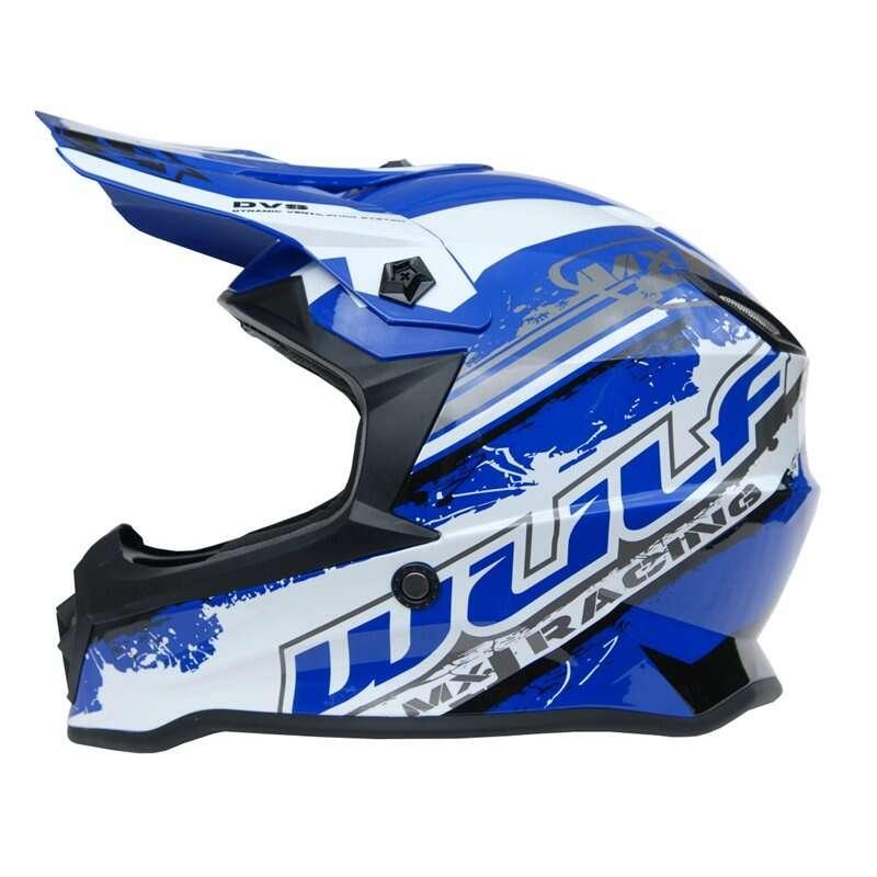 wulfsport child's Motocross Helmets
