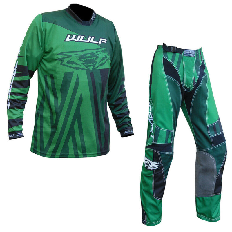 wulfsport off-road clothing