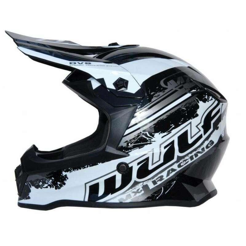 Youth wulfsport off-road helmets