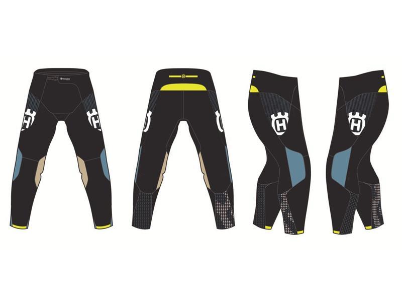 3HS220012806-Railed Pants-image