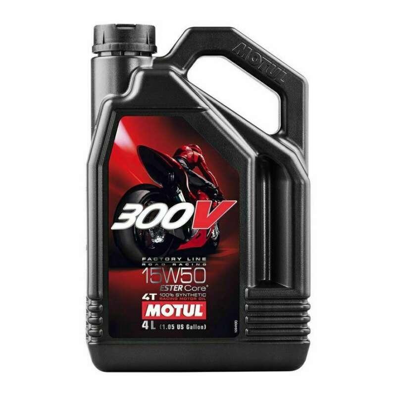 300 V 15W50 Oil