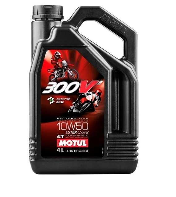300 10w50 synthetic oil