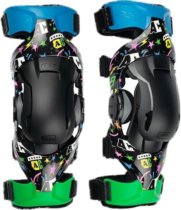 Pod K4 AC9 Knee Braces