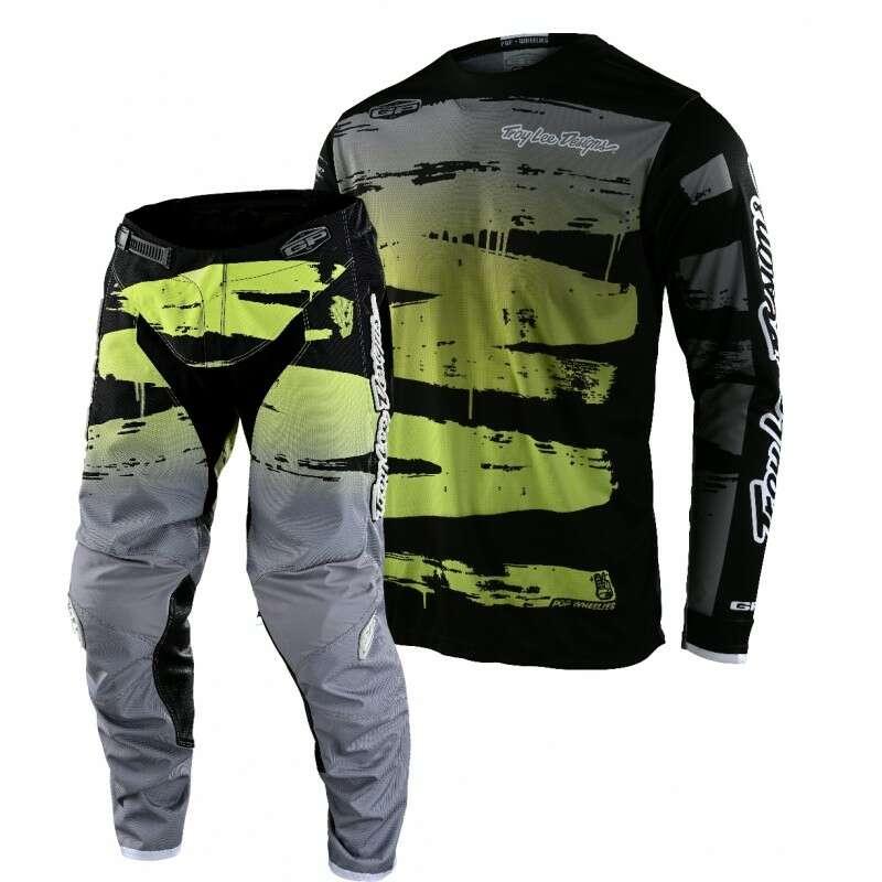 Troy Lee Designs Brushed Motocross Kit