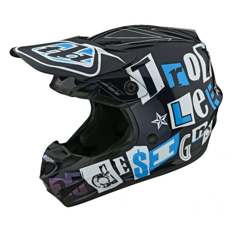 2022 Troy lee Designs Helmet