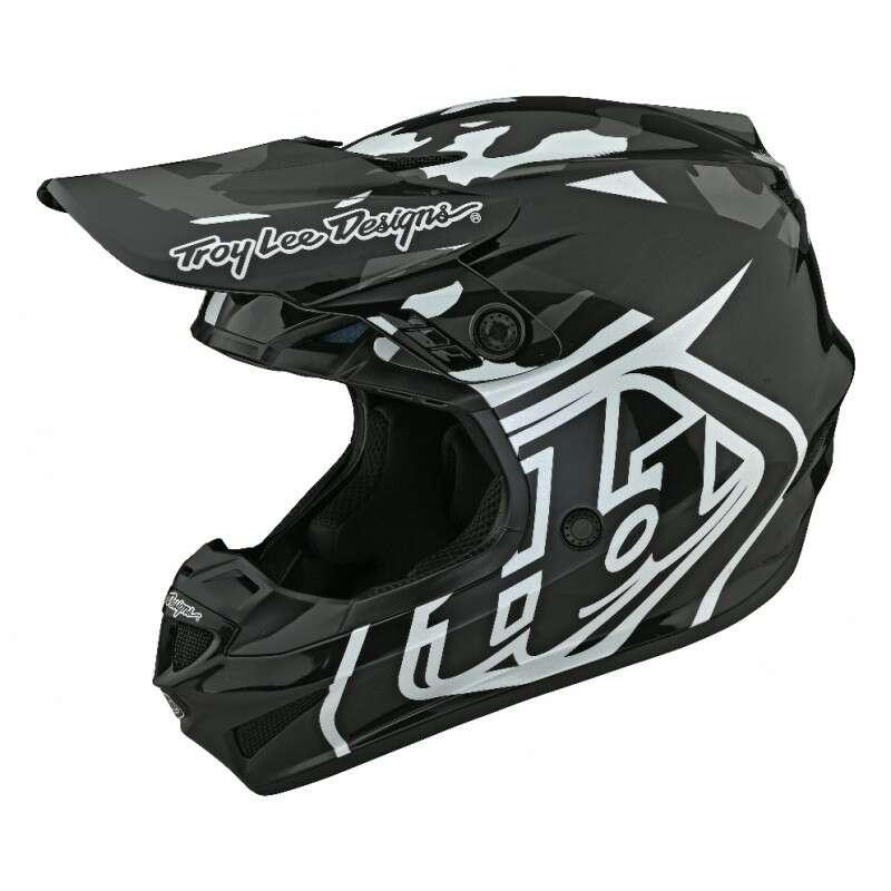 Troy Lee Motocross GP Helmet