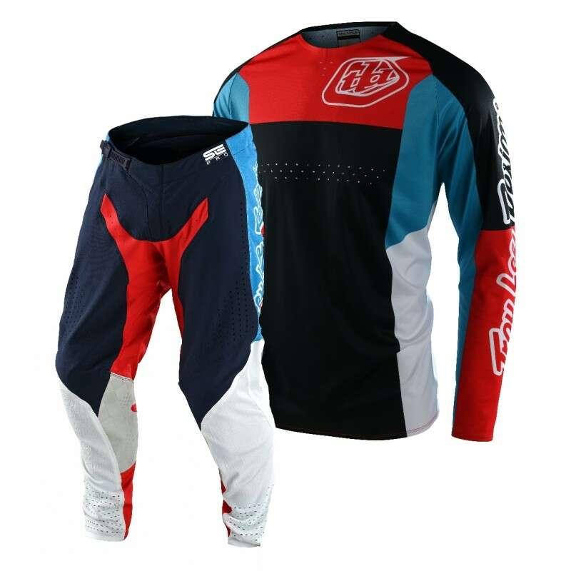 Troy Lee Designs Full Motocross kit Quattro